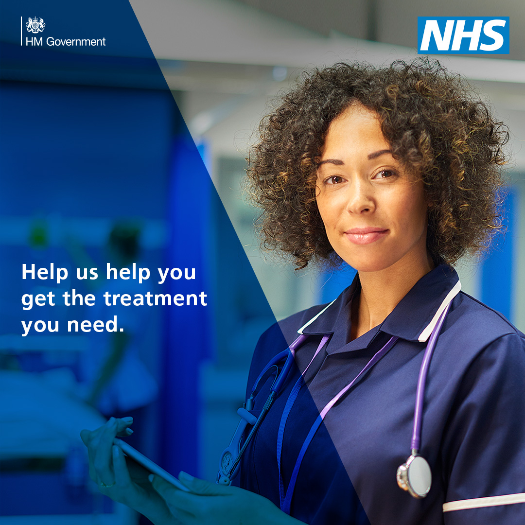 Seek Help For Cancer Symptoms - The NHS Is Still Here To Help